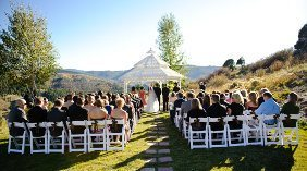 Cordillera Lodge & Spa Wedding