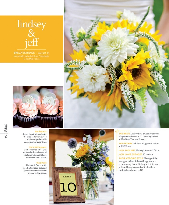 Lindsey & Jeff – In The Knot!