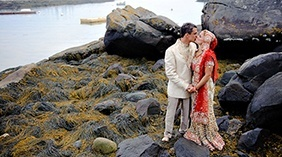 Destination Wedding Maine