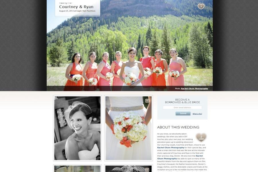 Vail Wedding Photographers