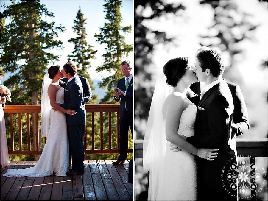 Timber Ridge Wedding Keystone Colorado